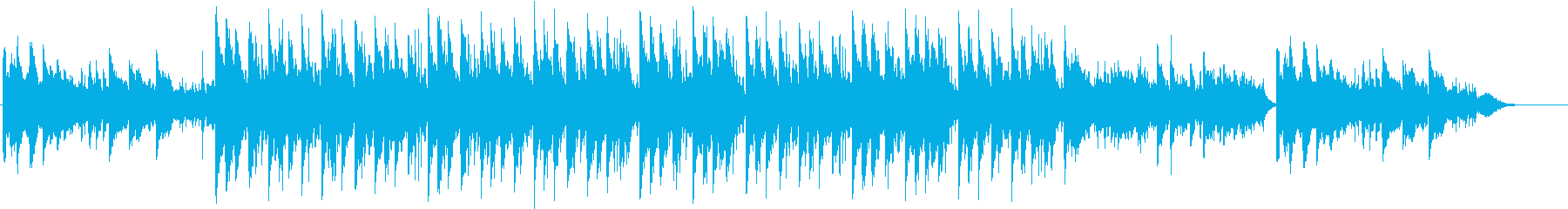 民族楽器によるエスニック&インド音楽の再生済みの波形