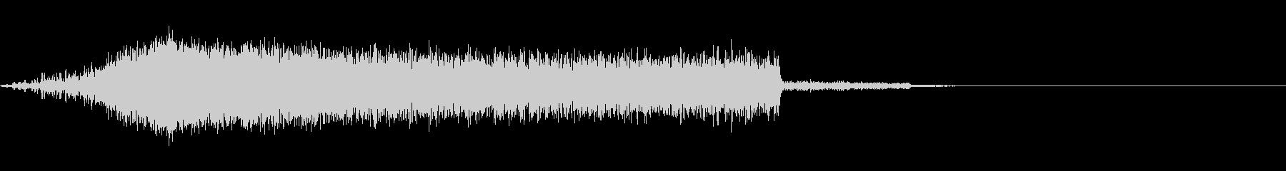 シューッという音EC07_76_2 2の未再生の波形