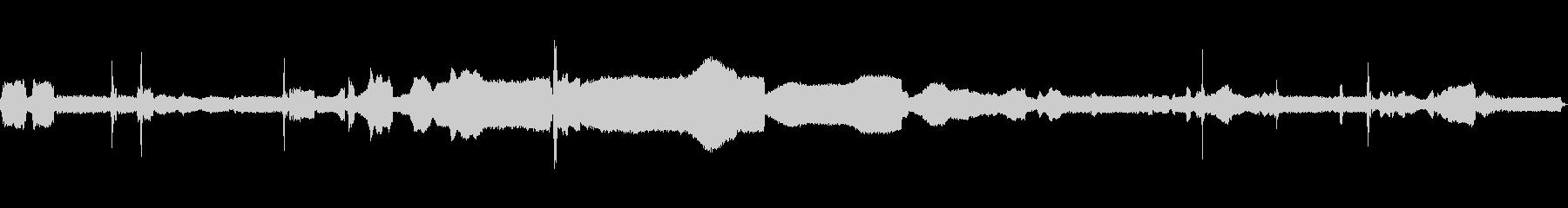 車_ピックアップトラック_02の未再生の波形