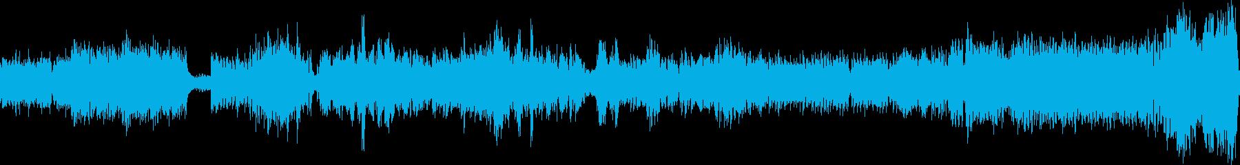モーターロボットトルク異常の再生済みの波形