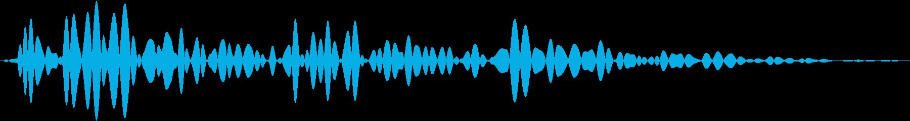 小規模爆発またはモルタル爆風:低周...の再生済みの波形