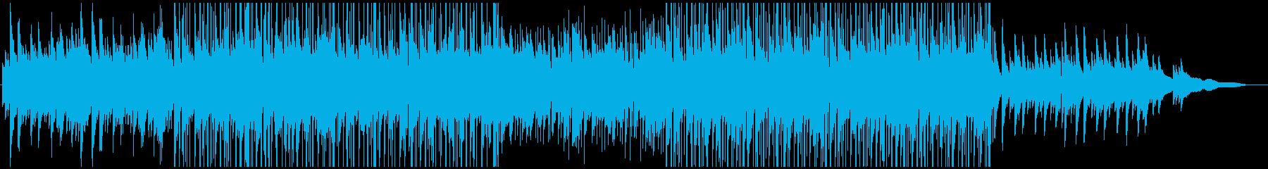 ゆったりまったりHipHop その3の再生済みの波形