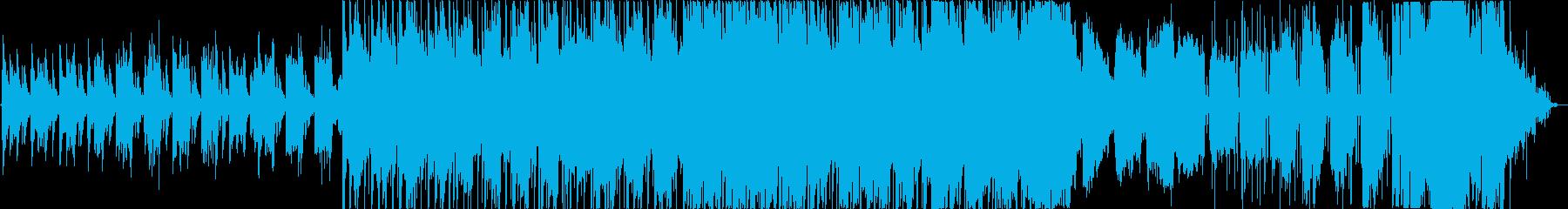 Bluemoon Bluesの再生済みの波形