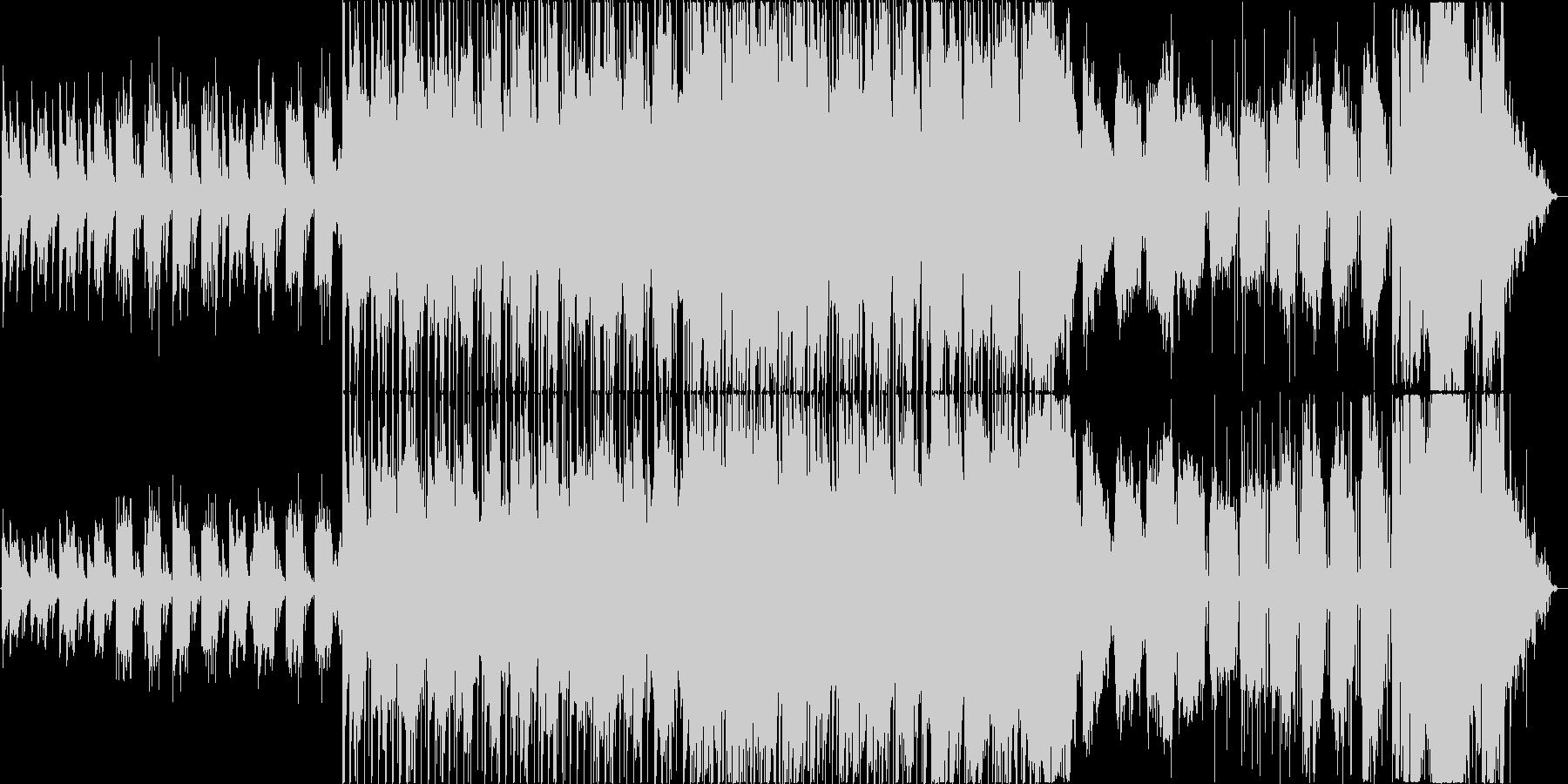 Bluemoon Bluesの未再生の波形