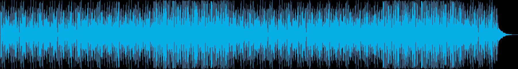 ピアノとアコギ モダンで美しい楽曲 の再生済みの波形