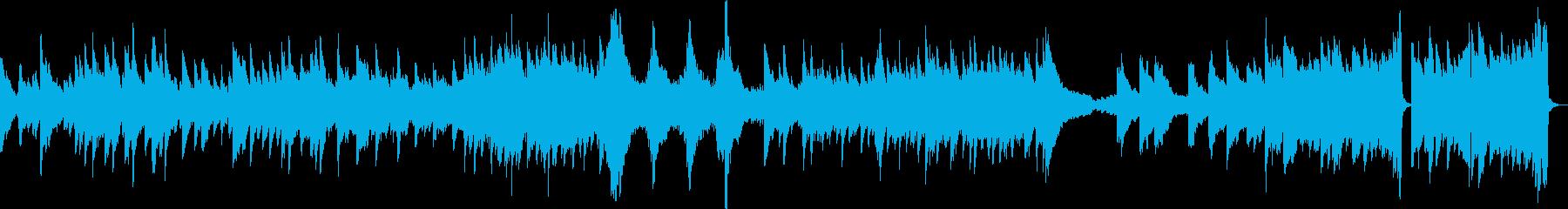 刻々と迫る危機(ピアノ、緊迫)の再生済みの波形