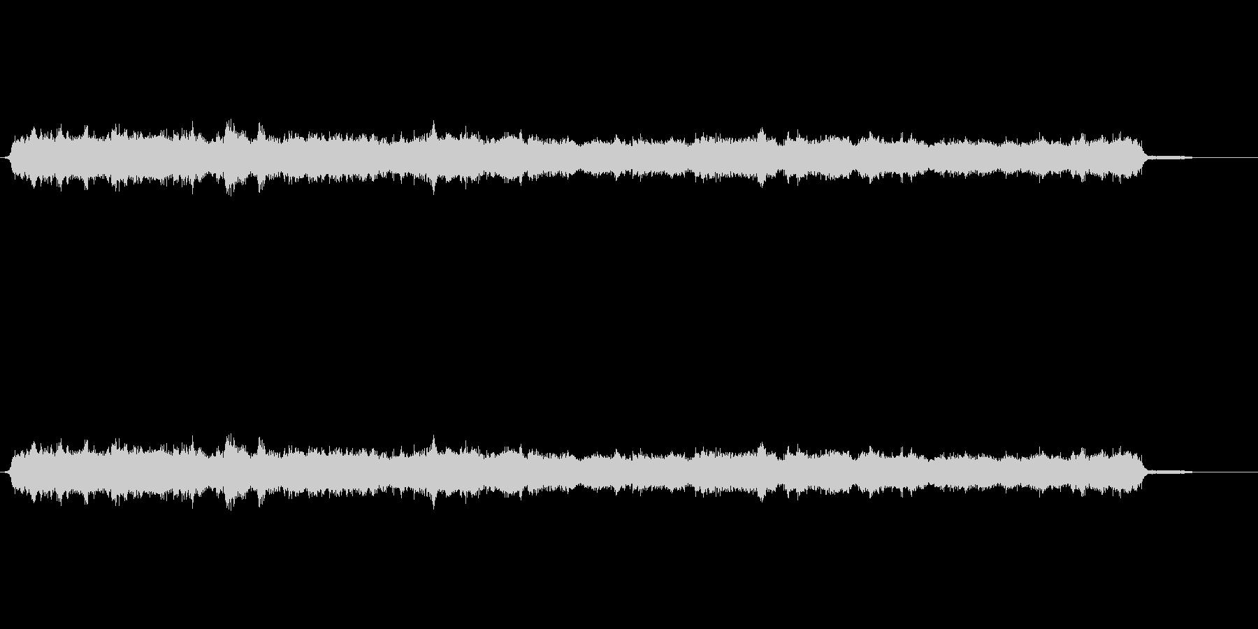 高圧ホースの未再生の波形