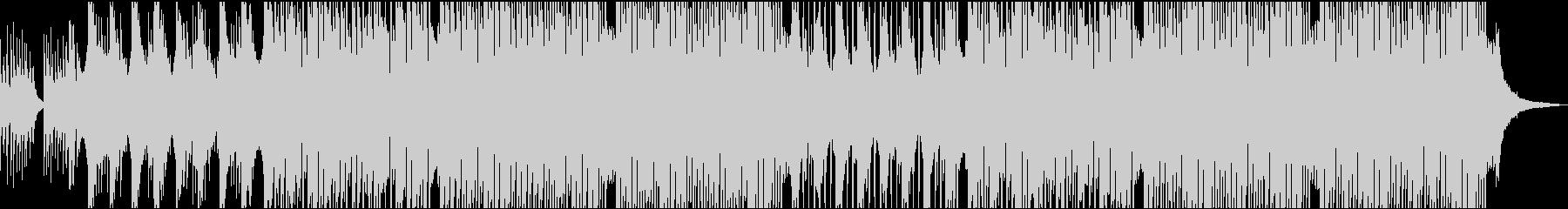 Acousticの未再生の波形