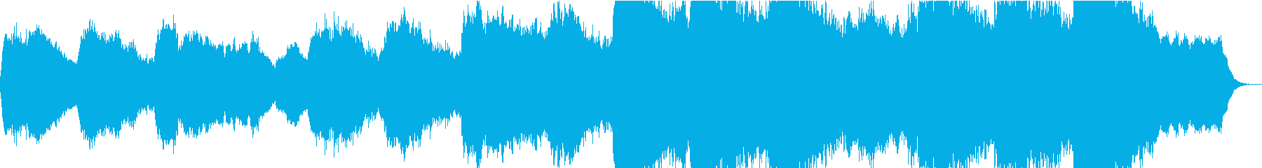 前衛交響曲 アンビエントミュージッ...の再生済みの波形
