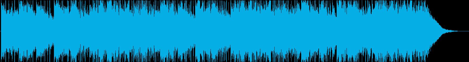 エレクトロニック、チルアウト、ポップの再生済みの波形