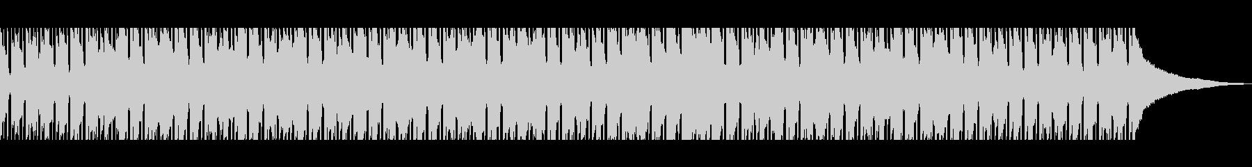 ほのぼのとしたボサノバ風インストの未再生の波形