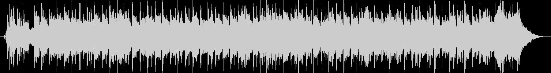 トーク用BGM(ファンク、ダンス)の未再生の波形