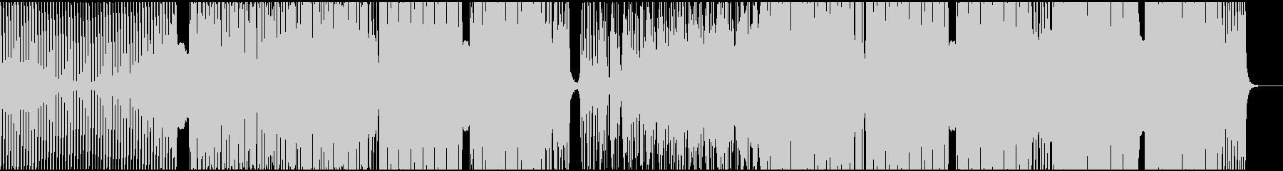 ハウスピアノスタイル。ボコーダーサ...の未再生の波形