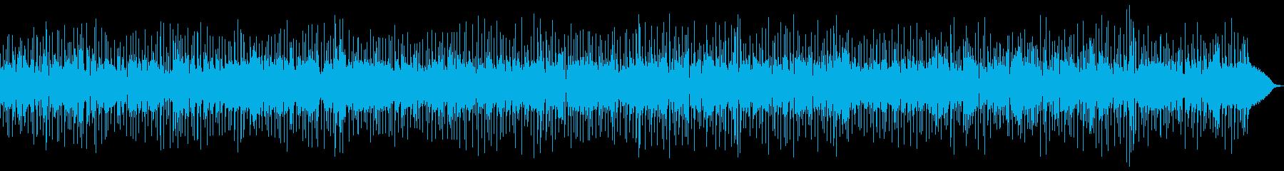 12月に元気になるBGMの再生済みの波形