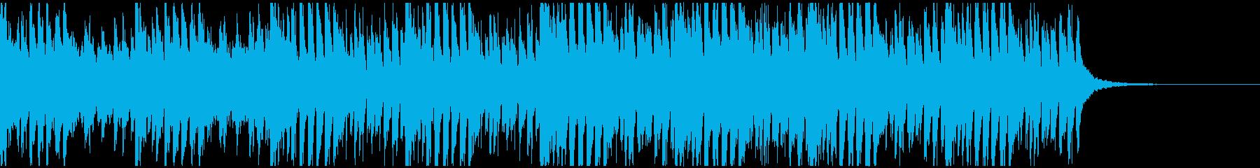 ゲームミュージック/ダークファンタジーの再生済みの波形