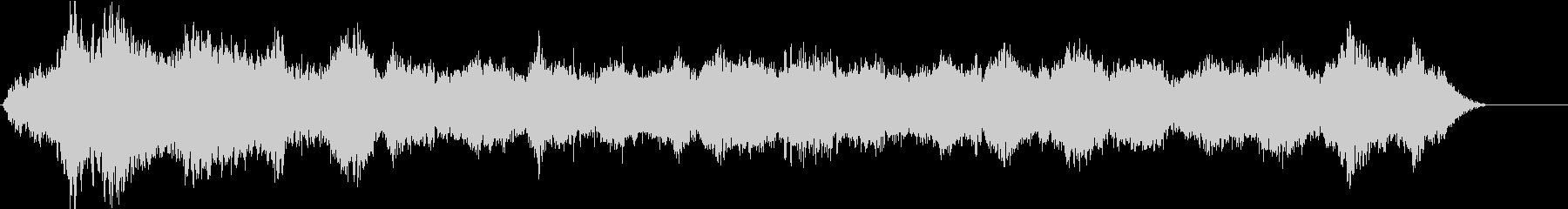 ドローン エジプシャンハイ03の未再生の波形