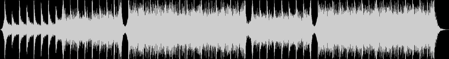 エピック系オーケストラトレイラーの未再生の波形