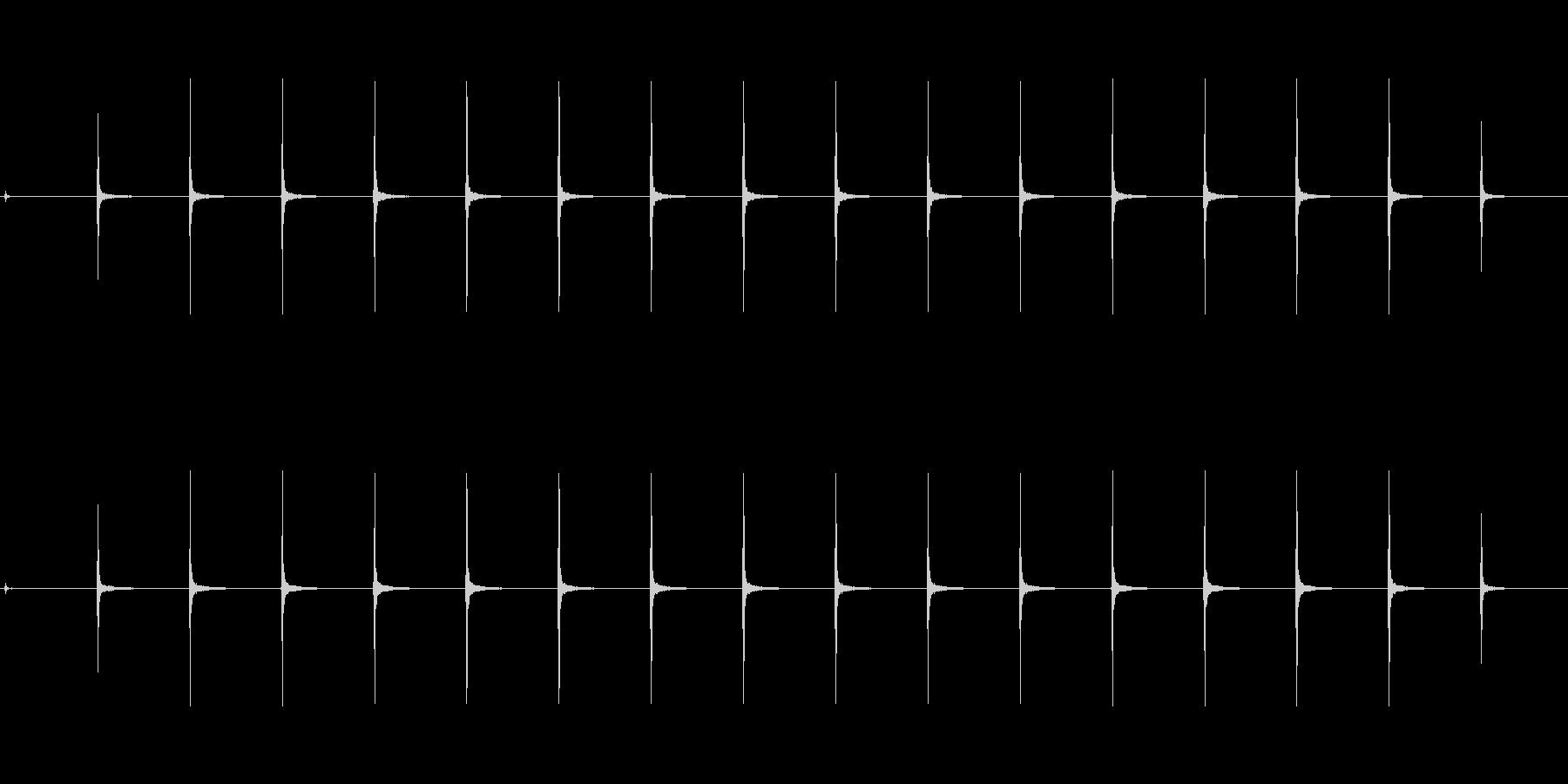 時計 ticktock_27-3_revの未再生の波形