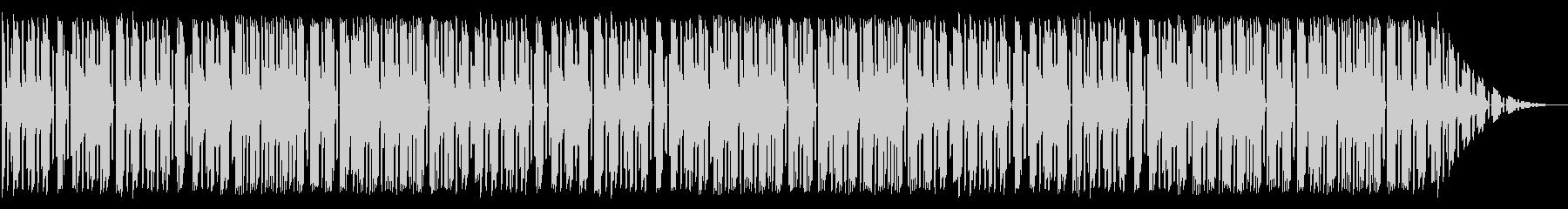NES 汎用 C04-1(ステージ3) の未再生の波形