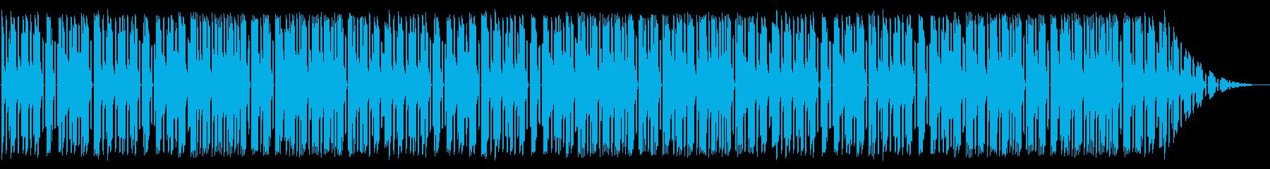 NES 汎用 C04-1(ステージ3) の再生済みの波形