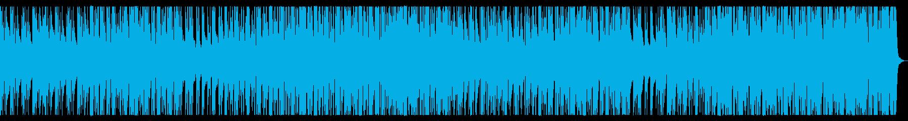 ピアノ/シンプル/R&B_No443の再生済みの波形