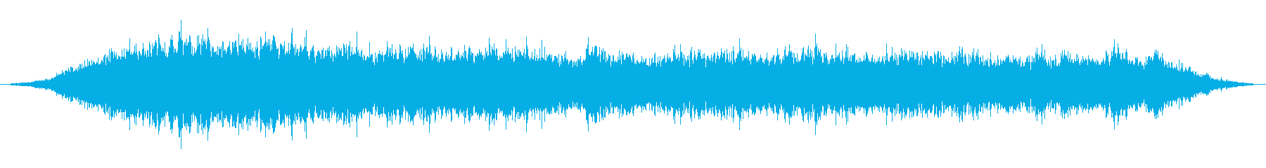 パンチバッグのボクシングペーストの再生済みの波形