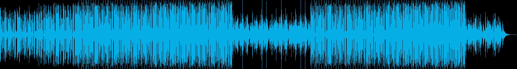 bpm108-あなたに夢中な情熱のEDMの再生済みの波形