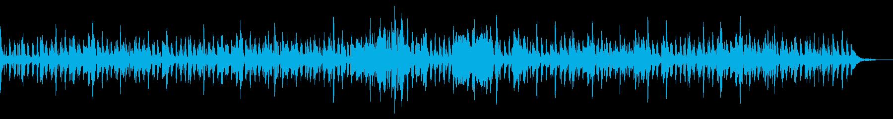 ちょっぴりスインギーなワルツの再生済みの波形