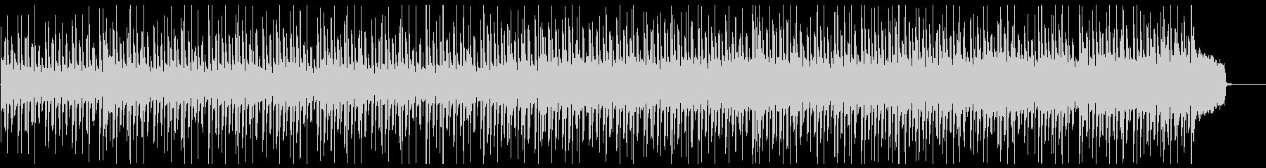 ほのぼのしたマーチ/木琴/鍵盤ハーモニカの未再生の波形
