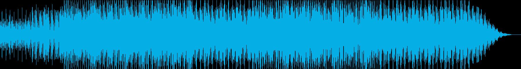 ラテン ジャズ ティーン ファンク...の再生済みの波形