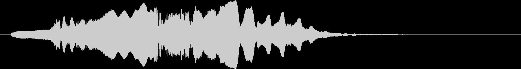 尺八ソロによるジングル_01の未再生の波形