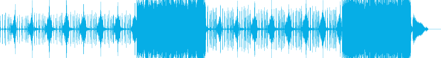 大失態・お邪魔トランペット付きロック Bの再生済みの波形