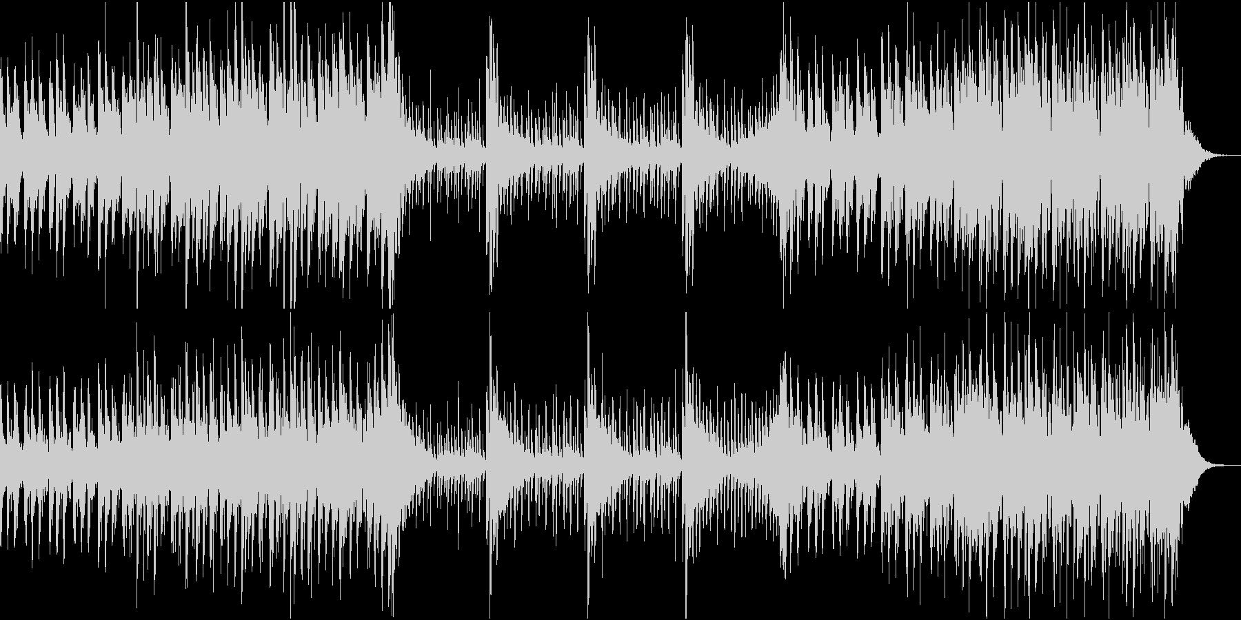 勇壮なEpic系変拍子ドラムアンサンブルの未再生の波形