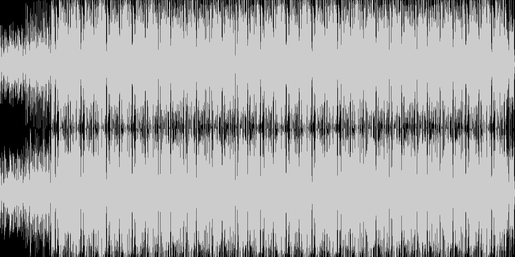 サルサファンク。ハッピー。パーティ...の未再生の波形