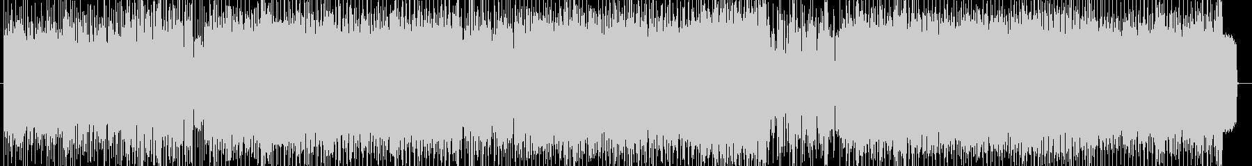 「HR/HM」「DARK」BGM90の未再生の波形