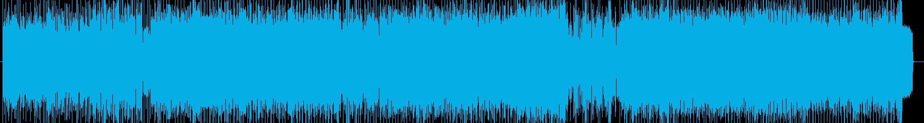 「HR/HM」「DARK」BGM90の再生済みの波形