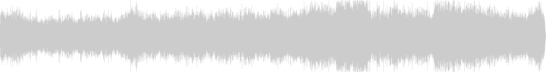 ゲームセンター(環境音)の未再生の波形