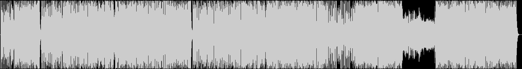 スピードメタル Vanquishの未再生の波形