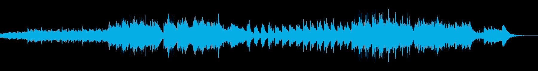 ティーン クラシック交響曲 ファン...の再生済みの波形