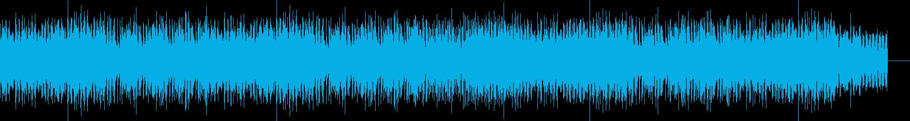 シューティングゲームの再生済みの波形
