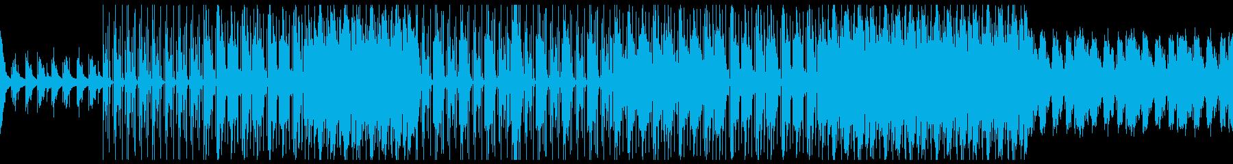 不気味 ホラー 怪物 トラップの再生済みの波形