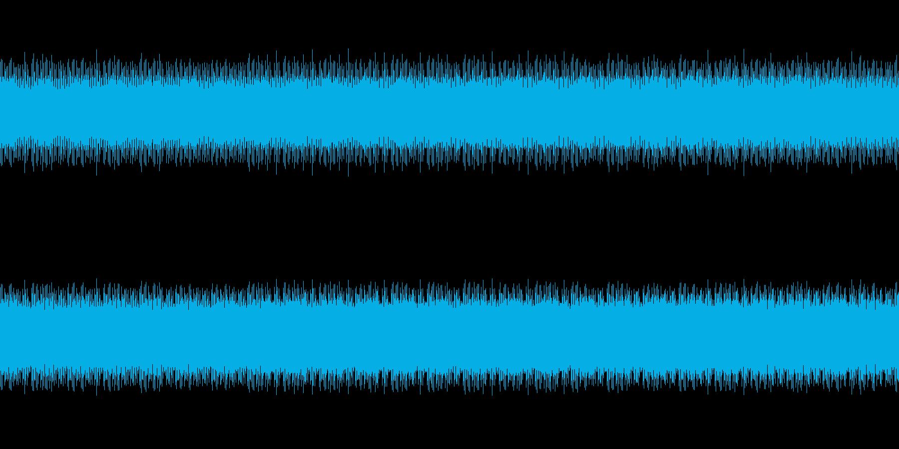 ドンキ、スーパーで流れる楽しいループ音楽の再生済みの波形