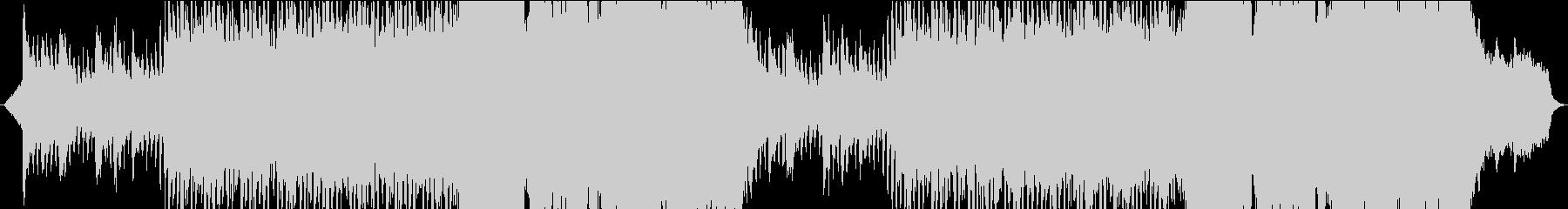 現代的 交響曲 Hip-hop 広...の未再生の波形