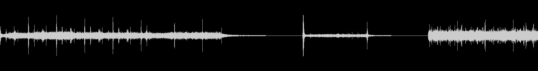 フォトコピー:5つのコピー、オフィ...の未再生の波形