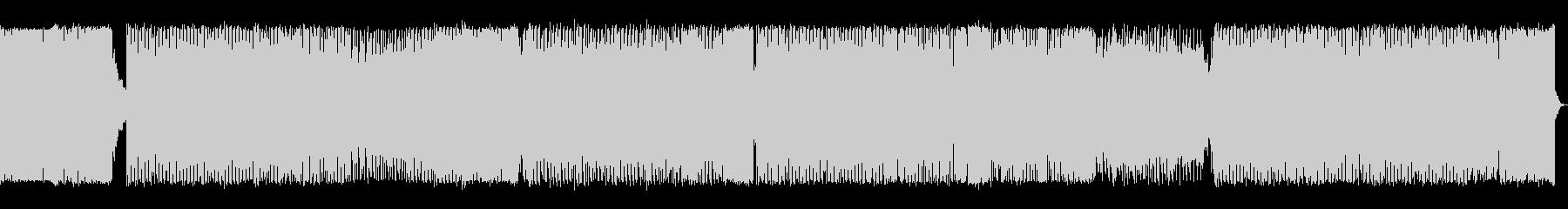 企業VPなどに最適な音楽 EDM の未再生の波形