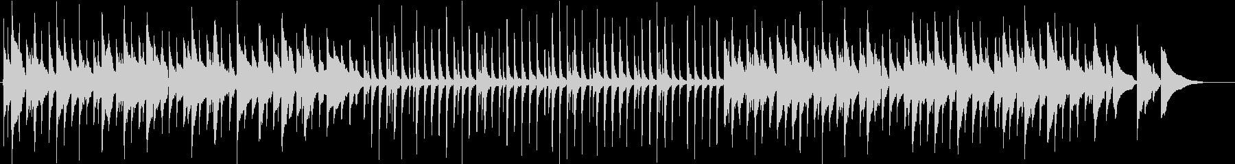 アメイジング・グレイス アコギ生演奏の未再生の波形