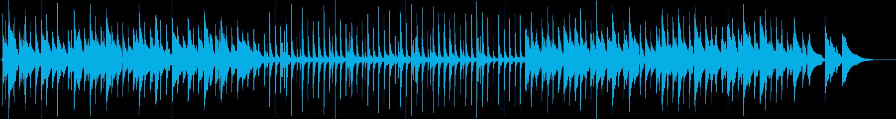 アメイジング・グレイス アコギ生演奏の再生済みの波形