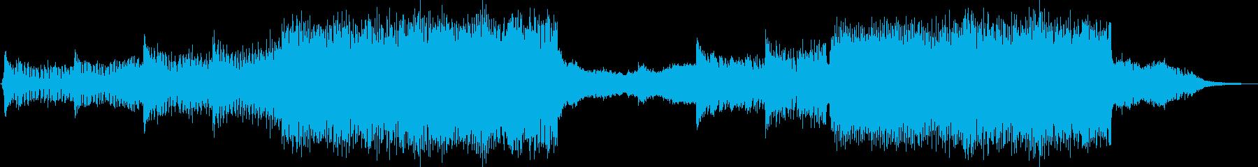 eスポーツ ハイライト ドラムンベースの再生済みの波形