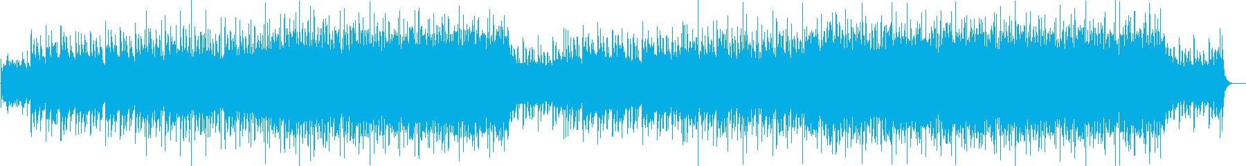 Transparent, refreshing and bright piano pop's reproduced waveform