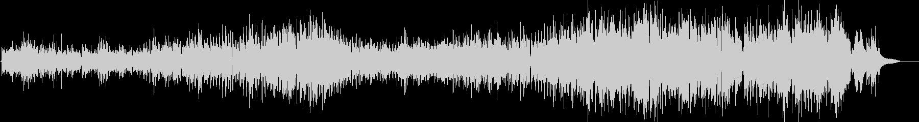 【生演奏】アコギによる優しいヒーリング曲の未再生の波形
